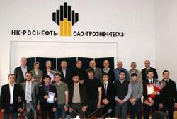 Чеченская Республика богата молодыми специалистами