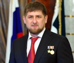 Приветственное слово Главы Чеченской Республики